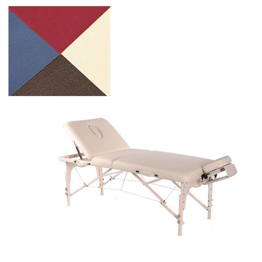 Складной массажный стол Vision Juventas Deluxe бордо от Relax-market