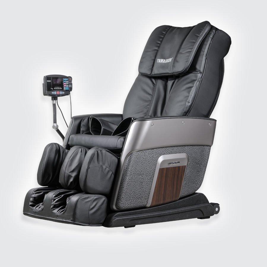 Массажное кресло YAMAGUCHI YA-2100 3D Power (New Edition) черный