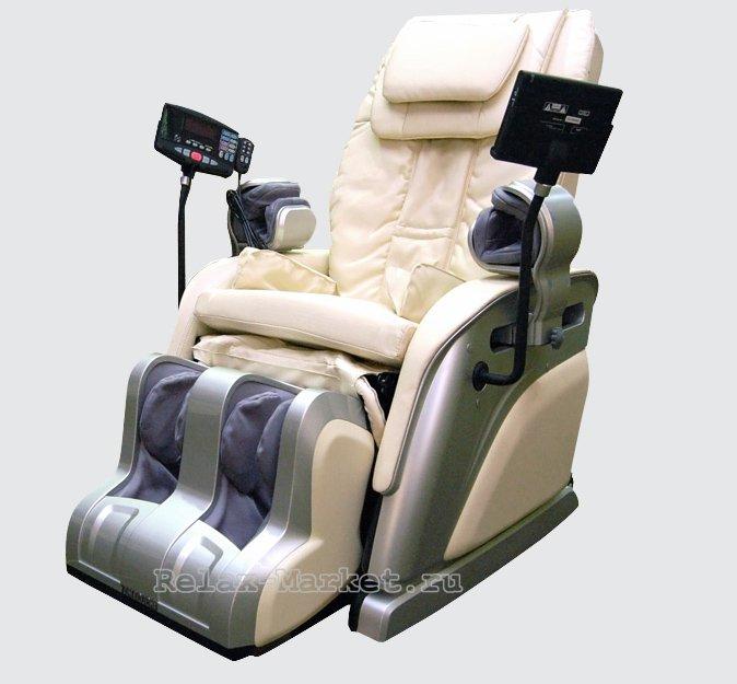 Массажное кресло Yamaguchi YA-2800 бежевый
