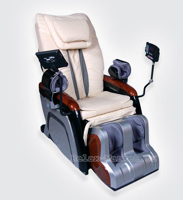 Массажное кресло Yamaguchi YA-3000 бежевый