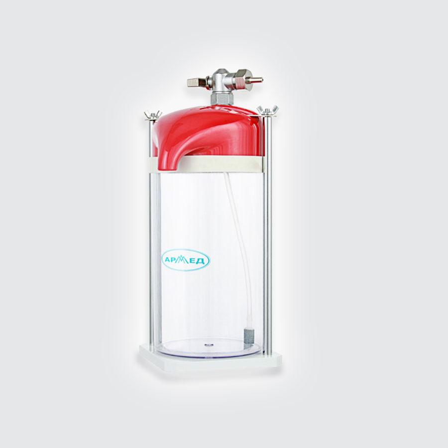Классический кислородный коктейлер Armed