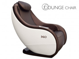 Массажное кресло EGO Lounge Chair EG8801 латте
