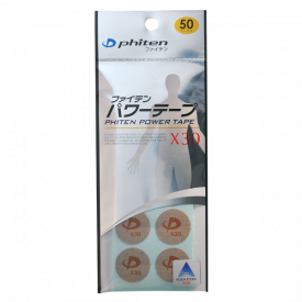 ПЛАСТЫРЬ PHITEN POWER TAPE_DISC X30 50PCS